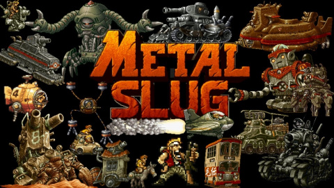 Metal Slug a 20 ans : retour sur les origines du roi du run-and-gun