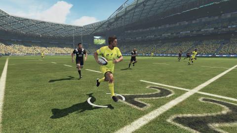 Jonah Lomu Rugby Challenge 3 : Une sortie en France pour le mois de juin