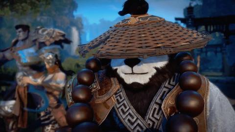 Jaquette de Taichi Panda Heroes : Un premier contact prometteur