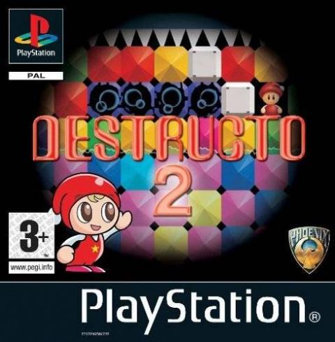 Destructo 2 sur PS1