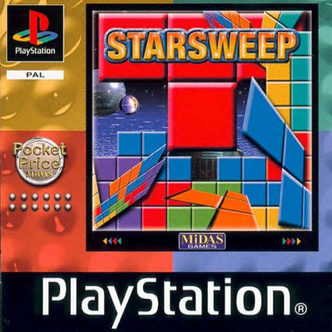 Starsweep sur PS1