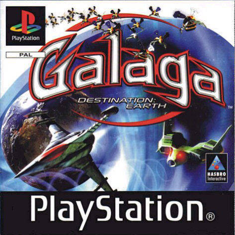 Galaga : Objectif Terre sur PS1