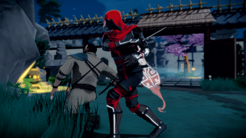 Lince Works (Aragami) récolte 3,4 millions de dollars pour un nouveau jeu