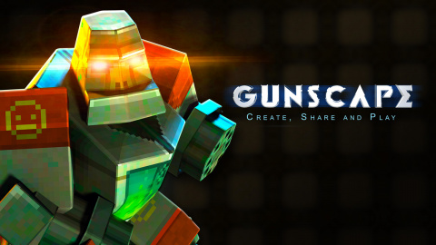 Gunscape : 15 minutes de Gameplay sur le FPS entre jeu oldschool et Minecraft