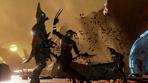Shadow of the Beast : Le gameplay se précise