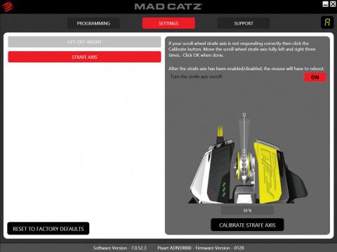Test Mad Catz R.A.T. Pro X : La modularité érigée en dogme