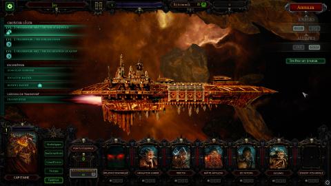 Battlefleet Gothic Armada : Le stratège au service de l'Empire
