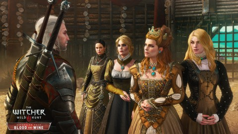 The Witcher 3 : Blood & Wine se montre un peu plus