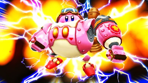Pax East : On a joué à Kirby : Planet Robobot