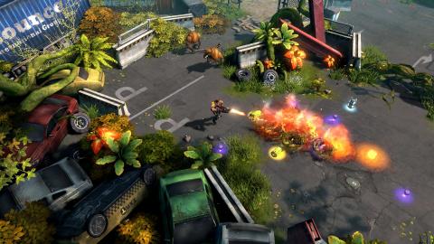 MxM - Les héros de NCSoft entrent dans l'arène
