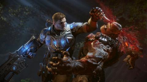 Gears of War 4 - Premiers pas dans la campagne solo : E3 2016