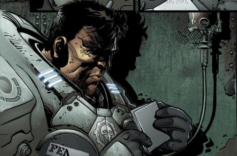 Gears of War : un background musclé (1/2)