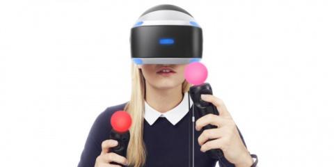 Playstation VR : la réalité virtuelle au cœur de la stratégie de Sony