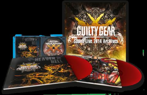 Guilty Gear Xrd Revelator dévoile son édition spéciale Let's Rock!