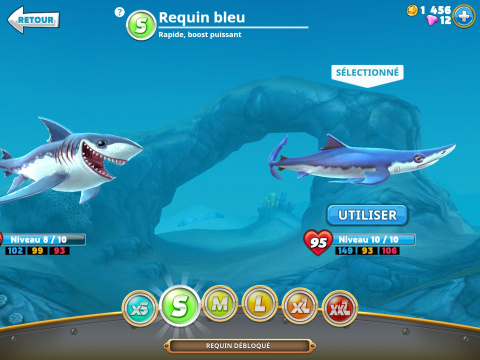 Hungry Shark World : les requins affamés sont de retour