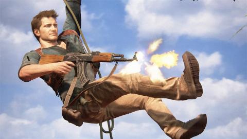 Uncharted : Un pack de thèmes PS4 pour fêter les 10 ans de la série