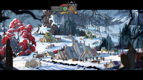 The Banner Saga 2 - Le périple continue