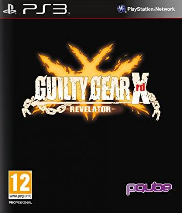 Guilty Gear Xrd Revelator sur PS3