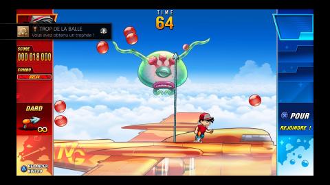 Pang Adventures : Des bulles à en perdre la boule