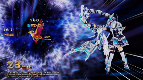Fairy Fencer F : Advent Dark Force - Les premiers screenshots de la version PS4
