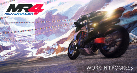 Moto Racer 4 : De nouvelles images et une date de sortie