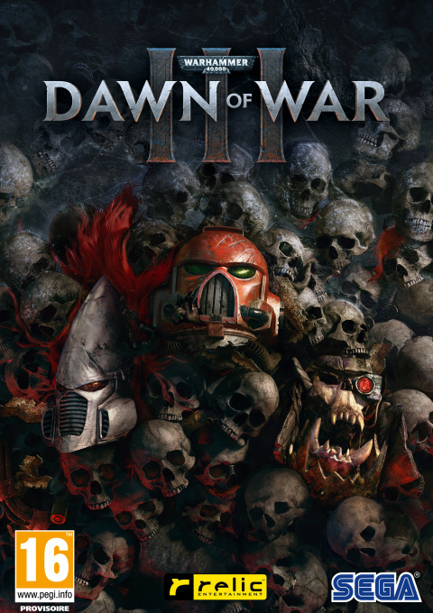Warhammer 40.000 : Dawn of War III sur PC