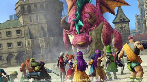 Dragon Quest Heroes II : Les souverains de Gywall illustrés