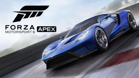Forza Motorsport 6 : Apex sur PC