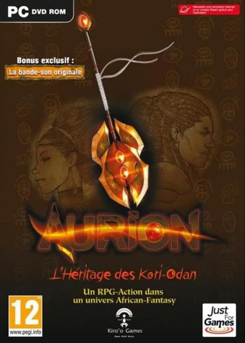 Aurion : l'Heritage des Kori-Odan sur PC