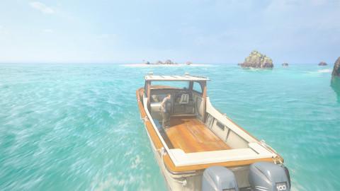 Chapitre 12 - En mer