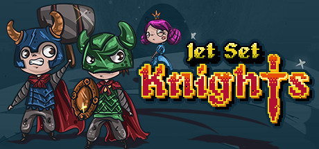 Jet Set Knights sur PC