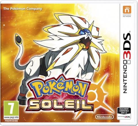 Pokémon Soleil sur 3DS