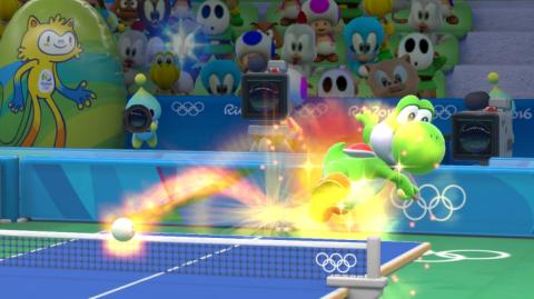 Mario et Sonic aux JO de Rio 2016 : Détails de la version Wii U