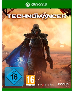 The Technomancer sur ONE