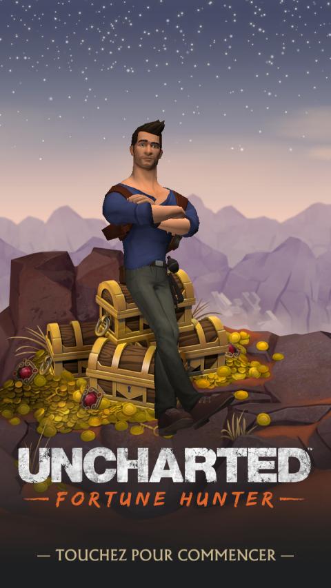 Uncharted Fortune Hunter : Un aventurier dans la poche