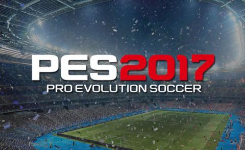 Pro Evolution Soccer 2017 sur PS4