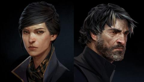 Au cœur d'Arkane Studios, la vision artistique de Dishonored 2
