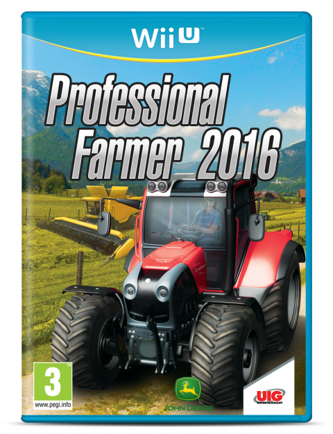 Professional Farmer 2016 sur WiiU