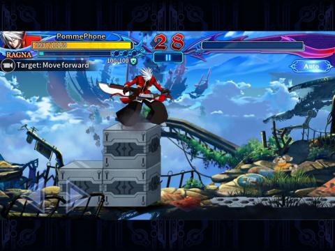 BlazBlue Revolution Reburning : un jeu de combat en 2D prometteur