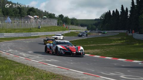 Jaquette de Gran Turismo Sport : la tentation du très grand public sur PS4