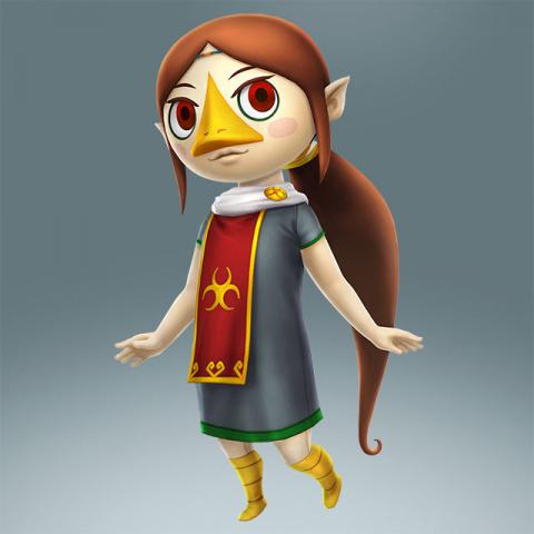 Hyrule Warriors introduit Medoli sur Wii U et 3DS