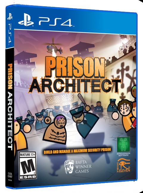 Prison Architect : Un DLC et une condamnation à vie sur consoles de salon