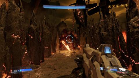 Doom : Pas de SnapMap sur Switch