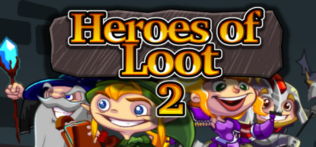 Heroes of Loot 2 sur Mac