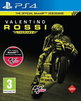 Valentino Rossi The Game sur PS4