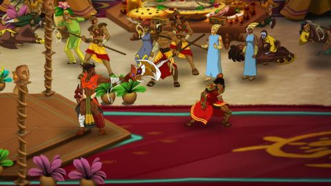 Aurion : L'héritage des Kori-Odan - L'African Fantasy à la sauce RPG