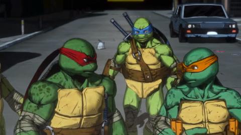 cri des tortues ninja