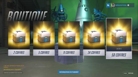 Loot Boxes : l'amorce d'un rétropédalage de l'industrie ?