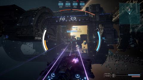Dreadnought : l'espace pour champ de bataille