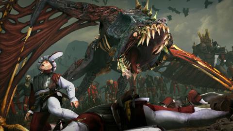 Jaquette de Total War : Warhammer - Une union fantastique dans tous les sens du terme ? sur PC